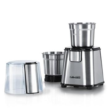 Arendo Schlagmesser Edelstahl-Kaffeemühle / Küchenmaschine