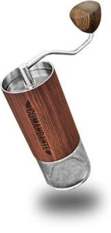 COMANDANTE C40 MK3 NITRO BLADE- Kaffeemühle (Holz) -