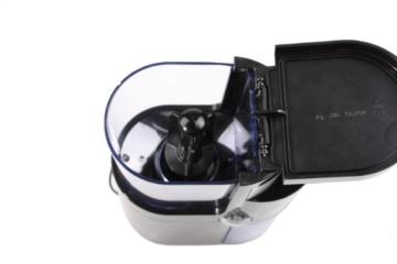 Rommelsbacher EKM 200 mit Scheibenmahlwerk - Kaffeemühle - 110 Watt - schwarz -