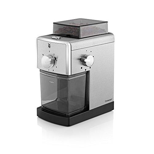 elektrische kaffeem hle wmf stelio mit scheibenmahlwerk. Black Bedroom Furniture Sets. Home Design Ideas